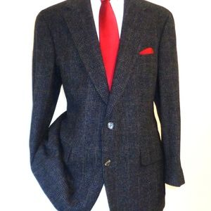 BROOK BROTHERS CAMELHAIR MEN SPORTS JACKET SIZE 43